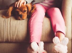 Niños y mascotas, una relación llena de ventajas